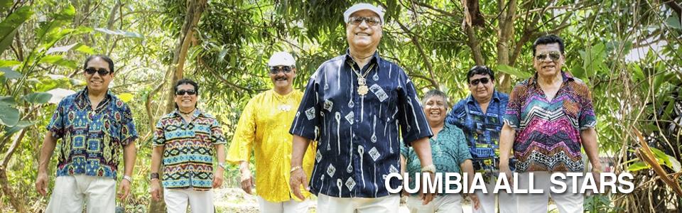 Peruvian Cumbia Masters