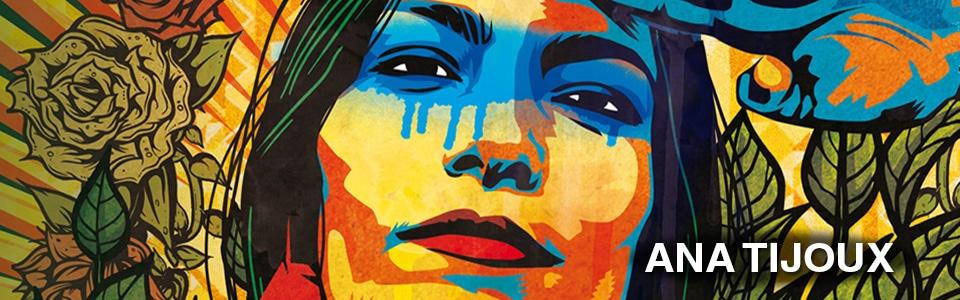 Ana Tijoux, Chilean Hip Hop Queen